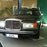 Bentley Eight, 6.8 l., sedanas