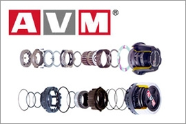 Колесный ХАБ AVM (муфта свободного хода)